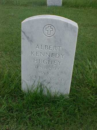 HUGHEY (VETERAN 2 WARS), ALBERT KENNEDY - Pulaski County, Arkansas | ALBERT KENNEDY HUGHEY (VETERAN 2 WARS) - Arkansas Gravestone Photos