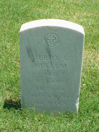 HULLUM (VETERAN VIET), JERRY L - Pulaski County, Arkansas | JERRY L HULLUM (VETERAN VIET) - Arkansas Gravestone Photos