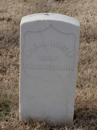 HUNTER  (VETERAN UNION), MINGO - Pulaski County, Arkansas | MINGO HUNTER  (VETERAN UNION) - Arkansas Gravestone Photos