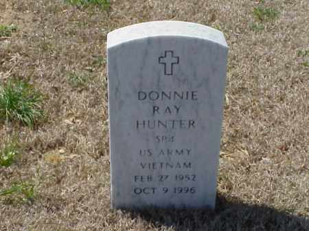 HUNTER (VETERAN VIET), DONNIE RAY - Pulaski County, Arkansas | DONNIE RAY HUNTER (VETERAN VIET) - Arkansas Gravestone Photos