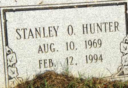 HUNTER, STANLEY  O - Pulaski County, Arkansas | STANLEY  O HUNTER - Arkansas Gravestone Photos