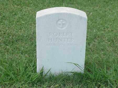 HUNTER (VETERAN UNION), ROBERT - Pulaski County, Arkansas | ROBERT HUNTER (VETERAN UNION) - Arkansas Gravestone Photos