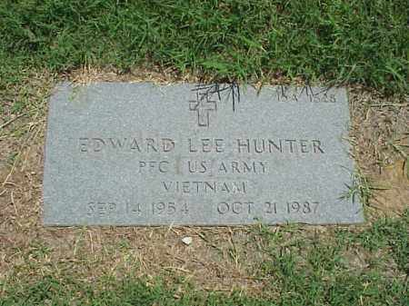 HUNTER (VETERAN VIET), EDWARD LEE - Pulaski County, Arkansas | EDWARD LEE HUNTER (VETERAN VIET) - Arkansas Gravestone Photos
