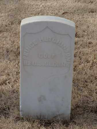 HUTCHINSON  (VETERAN UNION), PRINCE - Pulaski County, Arkansas | PRINCE HUTCHINSON  (VETERAN UNION) - Arkansas Gravestone Photos