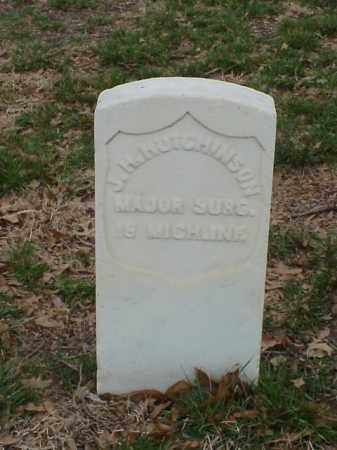 HUTCHINSON (VETERAN UNION), J H - Pulaski County, Arkansas | J H HUTCHINSON (VETERAN UNION) - Arkansas Gravestone Photos