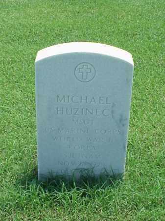 HUZINEC (VETERAN 3 WARS), MICHAEL - Pulaski County, Arkansas | MICHAEL HUZINEC (VETERAN 3 WARS) - Arkansas Gravestone Photos