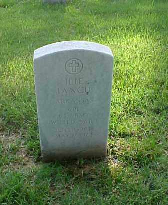 IANCU (VETERAN WWI), ILIE - Pulaski County, Arkansas | ILIE IANCU (VETERAN WWI) - Arkansas Gravestone Photos