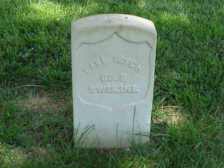IBSCH (VETERAN UNION), CARL - Pulaski County, Arkansas | CARL IBSCH (VETERAN UNION) - Arkansas Gravestone Photos