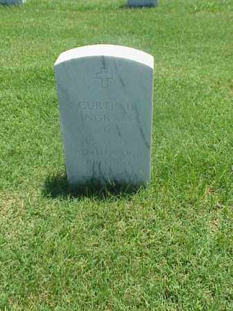 INGRAM (VETERAN WWII), CURTIS L - Pulaski County, Arkansas | CURTIS L INGRAM (VETERAN WWII) - Arkansas Gravestone Photos