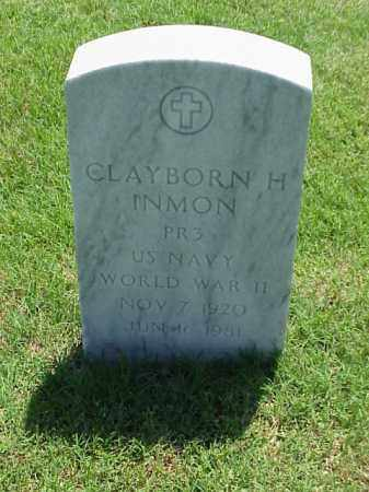 INMON (VETERAN WWII), CLAYBORN H - Pulaski County, Arkansas | CLAYBORN H INMON (VETERAN WWII) - Arkansas Gravestone Photos