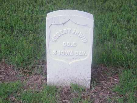 IRWIN (VETERAN UNION), ROBERT - Pulaski County, Arkansas | ROBERT IRWIN (VETERAN UNION) - Arkansas Gravestone Photos