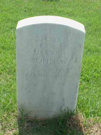 ISON, JOHN W. - Pulaski County, Arkansas | JOHN W. ISON - Arkansas Gravestone Photos
