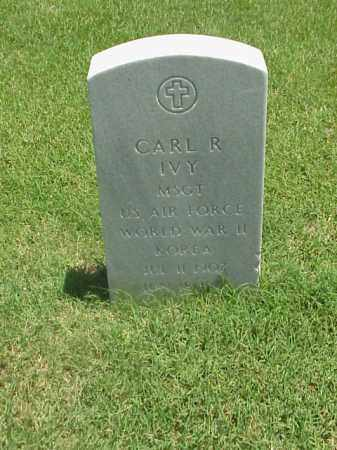 IVY (VETERAN 2 WARS), CARL R - Pulaski County, Arkansas | CARL R IVY (VETERAN 2 WARS) - Arkansas Gravestone Photos
