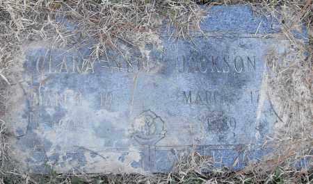 JACKSON, CLARA - Pulaski County, Arkansas | CLARA JACKSON - Arkansas Gravestone Photos