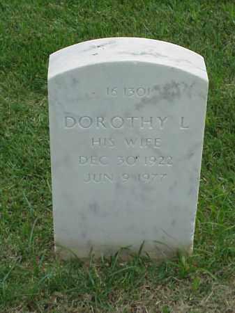 JACKSON, DOROTHY L - Pulaski County, Arkansas | DOROTHY L JACKSON - Arkansas Gravestone Photos