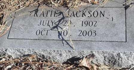 JACKSON, KATIE - Pulaski County, Arkansas | KATIE JACKSON - Arkansas Gravestone Photos