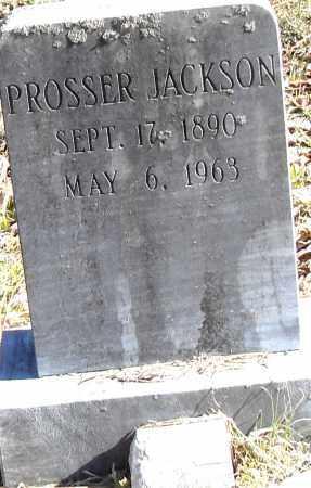 JACKSON, PROSSER - Pulaski County, Arkansas | PROSSER JACKSON - Arkansas Gravestone Photos