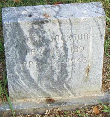 JACKSON, ROSA - Pulaski County, Arkansas | ROSA JACKSON - Arkansas Gravestone Photos