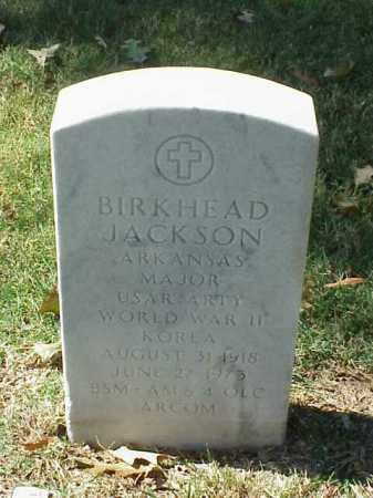 JACKSON (VETERAN 2 WARS), BIRKHEAD - Pulaski County, Arkansas | BIRKHEAD JACKSON (VETERAN 2 WARS) - Arkansas Gravestone Photos