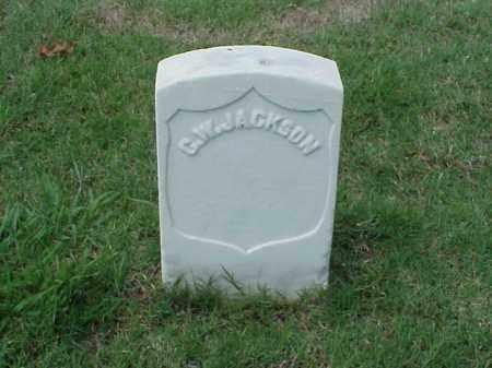 JACKSON, G W - Pulaski County, Arkansas | G W JACKSON - Arkansas Gravestone Photos