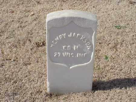 JACKSON (VETERAN UNION), HENRY - Pulaski County, Arkansas | HENRY JACKSON (VETERAN UNION) - Arkansas Gravestone Photos