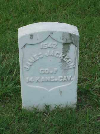 JACKSON (VETERAN UNION), JAMES - Pulaski County, Arkansas | JAMES JACKSON (VETERAN UNION) - Arkansas Gravestone Photos