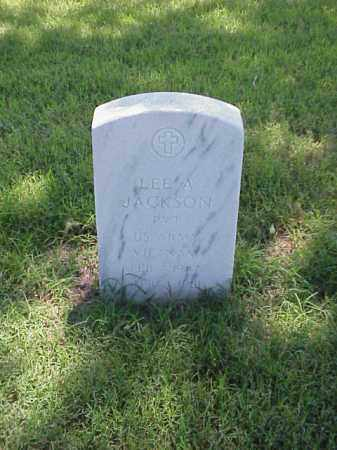 JACKSON (VETERAN VIET), LEE A - Pulaski County, Arkansas | LEE A JACKSON (VETERAN VIET) - Arkansas Gravestone Photos