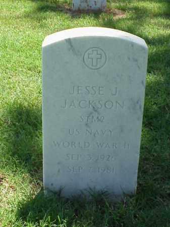 JACKSON (VETERAN WWII), JESSE J - Pulaski County, Arkansas | JESSE J JACKSON (VETERAN WWII) - Arkansas Gravestone Photos