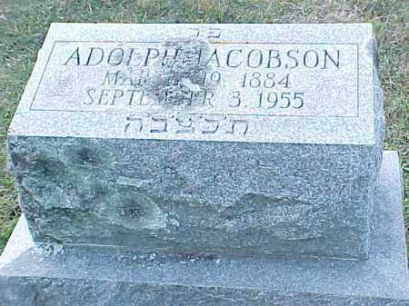 JACOBSON, ALDOLPH - Pulaski County, Arkansas | ALDOLPH JACOBSON - Arkansas Gravestone Photos