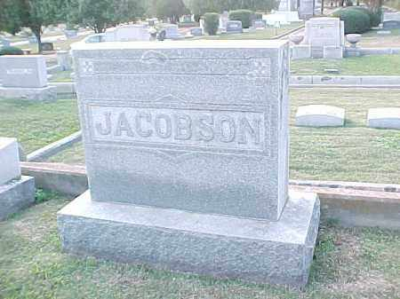 JACOBSON FAMILY STONE,  - Pulaski County, Arkansas |  JACOBSON FAMILY STONE - Arkansas Gravestone Photos
