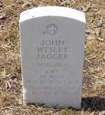 JAGGER  (VETERAN 2 WARS), JOHN WESLEY - Pulaski County, Arkansas | JOHN WESLEY JAGGER  (VETERAN 2 WARS) - Arkansas Gravestone Photos