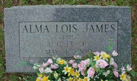 JAMES, ALMA LOIS - Pulaski County, Arkansas | ALMA LOIS JAMES - Arkansas Gravestone Photos