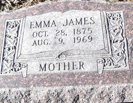JAMES, EMMA - Pulaski County, Arkansas | EMMA JAMES - Arkansas Gravestone Photos