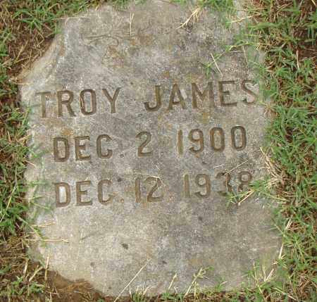 JAMES, TROY - Pulaski County, Arkansas | TROY JAMES - Arkansas Gravestone Photos