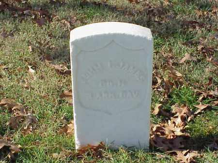 JAMES (VETERAN UNION), JOHN I - Pulaski County, Arkansas | JOHN I JAMES (VETERAN UNION) - Arkansas Gravestone Photos