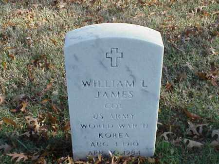 JAMES (VETERAN 2 WARS), WILLIAM LYIONEL - Pulaski County, Arkansas | WILLIAM LYIONEL JAMES (VETERAN 2 WARS) - Arkansas Gravestone Photos