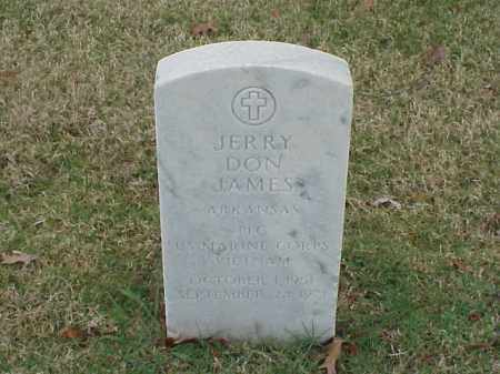 JAMES (VETERAN VIET), JERRY DON - Pulaski County, Arkansas | JERRY DON JAMES (VETERAN VIET) - Arkansas Gravestone Photos