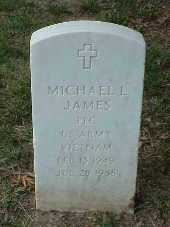 JAMES (VETERAN VIET), MICHAEL L - Pulaski County, Arkansas | MICHAEL L JAMES (VETERAN VIET) - Arkansas Gravestone Photos