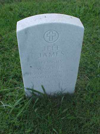 JAMES (VETERAN WWI), JEFF - Pulaski County, Arkansas | JEFF JAMES (VETERAN WWI) - Arkansas Gravestone Photos
