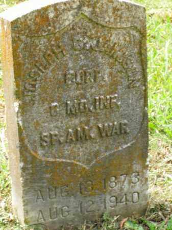 JAMISON (VETERAN SAW), JOSIAH - Pulaski County, Arkansas | JOSIAH JAMISON (VETERAN SAW) - Arkansas Gravestone Photos