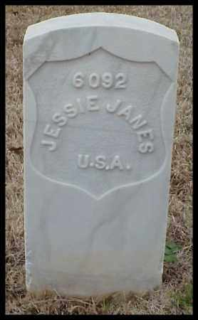 JANES (VETERAN SAW), JESSIE - Pulaski County, Arkansas | JESSIE JANES (VETERAN SAW) - Arkansas Gravestone Photos