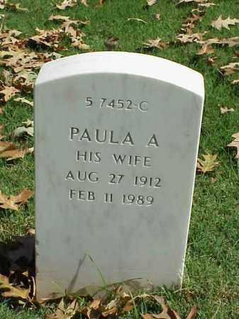 JARRETT, PAULA A - Pulaski County, Arkansas | PAULA A JARRETT - Arkansas Gravestone Photos