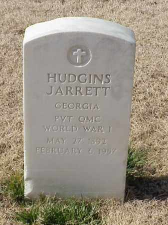 JARRETT (VETERAN WWI), HUDGINS - Pulaski County, Arkansas | HUDGINS JARRETT (VETERAN WWI) - Arkansas Gravestone Photos