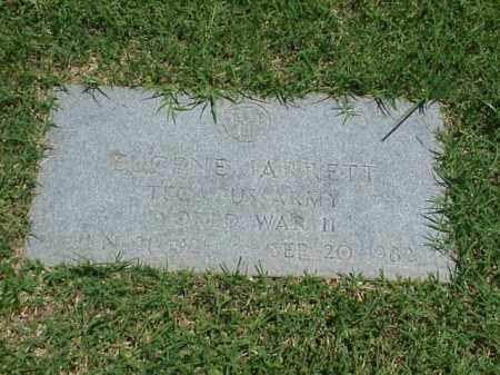 JARRETT (VETERAN WWII), EUGENE - Pulaski County, Arkansas | EUGENE JARRETT (VETERAN WWII) - Arkansas Gravestone Photos
