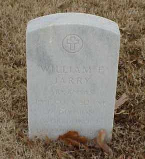 JARRY  (VETERAN WWI), WILLIAM E - Pulaski County, Arkansas | WILLIAM E JARRY  (VETERAN WWI) - Arkansas Gravestone Photos