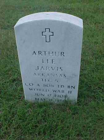 JARVIS (VETERAN WWII), ARTHUR LEE - Pulaski County, Arkansas | ARTHUR LEE JARVIS (VETERAN WWII) - Arkansas Gravestone Photos