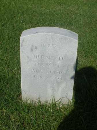 JEFCOATS, IRENE D - Pulaski County, Arkansas | IRENE D JEFCOATS - Arkansas Gravestone Photos