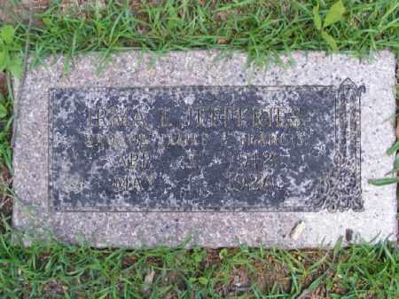 JEFFERIES, IRMA - Pulaski County, Arkansas | IRMA JEFFERIES - Arkansas Gravestone Photos