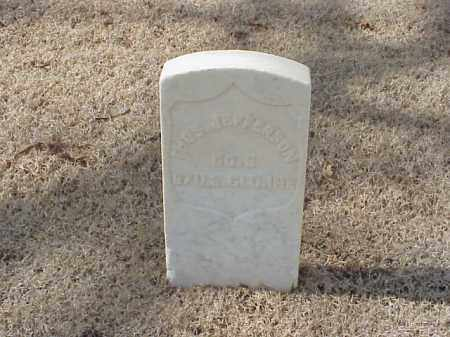 JEFFERSON (VETERAN UNION), THOMAS - Pulaski County, Arkansas | THOMAS JEFFERSON (VETERAN UNION) - Arkansas Gravestone Photos