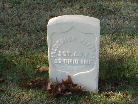 JEFFREY (VETERAN UNION), FREDRICK - Pulaski County, Arkansas | FREDRICK JEFFREY (VETERAN UNION) - Arkansas Gravestone Photos
